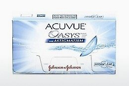 Lentes de contacto Johnson & Johnson ACUVUE ADVANCE for ASTIGMATISM AGT-6P-REV