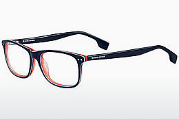 Gafas de diseño Boss Orange BO 0056 XCJ - Negras