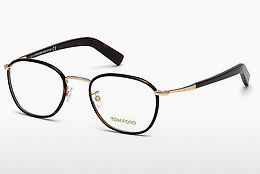 Gafas de diseño Tom Ford FT5333 056 - Marrones, Havanna