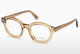 Gafas de diseño Tom Ford FT5460 045 - Marrones, Bright, Shiny