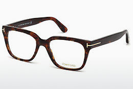Gafas de diseño Tom Ford FT5477 054 - Rojas, Marrones, Havanna