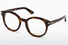 Gafas de diseño Tom Ford FT5491 055 - Policromas, Marrones, Havanna