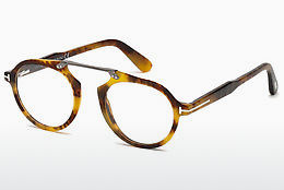 Gafas de diseño Tom Ford FT5494 055 - Policromas, Marrones, Havanna