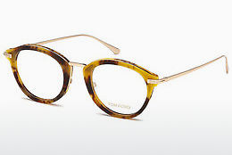 Gafas de diseño Tom Ford FT5497 055 - Policromas, Marrones, Havanna