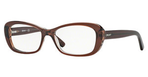 DKNY DY4654 3648 BROWN/TRANSPARENT BROWN