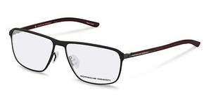 Porsche Design P8285 A black satin