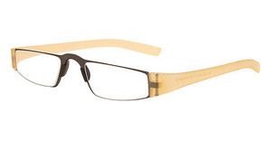 Porsche Design P8801 K D2.50 yellow transparent