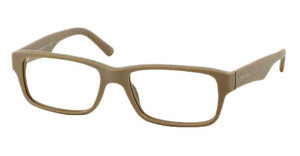 Prada PR 16MV TV51O1 MATTE BRUSHED BEIGE