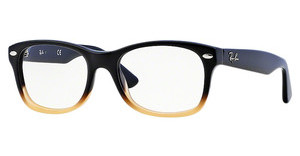 Ray-Ban Junior RY1528 3595 BLACK GRADIENT YELLOW