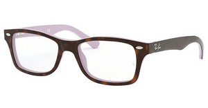 Ray-Ban Junior RY1531 3700 TOP HAVANA ON VIOLET