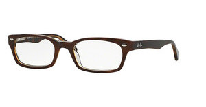 Ray-Ban RX5150 2019 BROWN/TRANSPARENT HAVANA