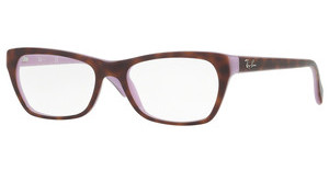 Ray-Ban RX5298 5240 TOP HAVANA ON VIOLET