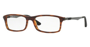 Ray-Ban RX7017 5687 RED HAVANA