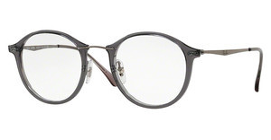 Ray-Ban RX7073 5620 SHINY GREY