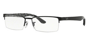 Ray-Ban RX8412 2509 SHINY BLACK