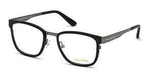 Tom Ford FT5348 001 schwarz glanz