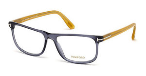 Tom Ford FT5356 090 blau glanz