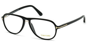Tom Ford FT5380 001 schwarz glanz