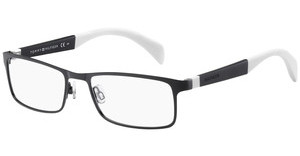 Tommy Hilfiger TH 1259 4NL MTBLK WHT