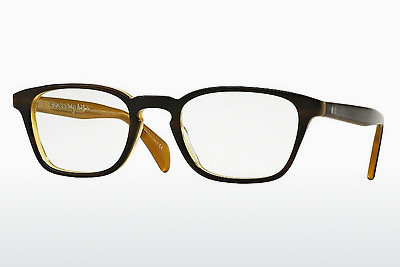 Gafas de diseño Paul Smith GOSWELL (PM8249U 1092) - Negras, Marrones, Havanna, Oro