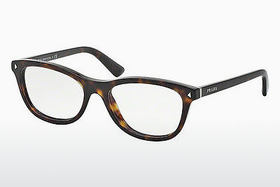 Gafas de diseño Prada JOURNAL (PR 05RV 2AU1O1) - Marrones, Havanna