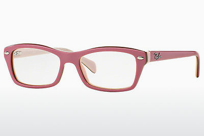 Gafas de diseño Ray-Ban Junior RY1550 3656 - Rosas, Marrones