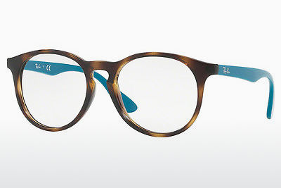 Gafas de diseño Ray-Ban Junior RY1554 3728 - Marrones, Havanna