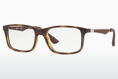 Gafas de diseño Ray-Ban Junior RY1570 3685 - Marrones, Havanna