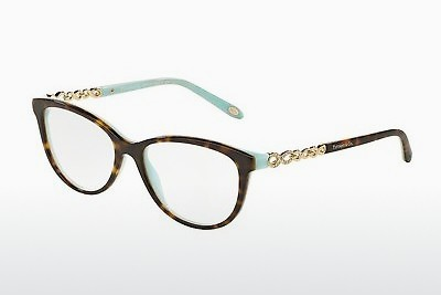 Gafas de diseño Tiffany TF2120B 8134 - Marrones, Havanna