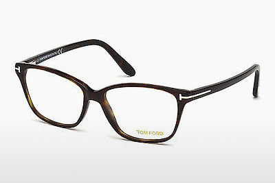 Gafas de diseño Tom Ford FT4293 052 - Marrones, Dark, Havana