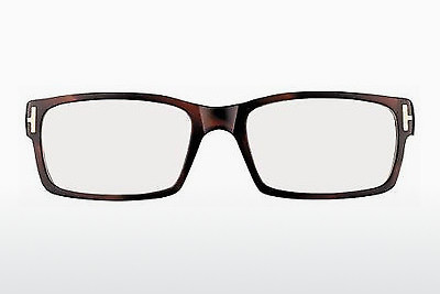 Gafas de diseño Tom Ford FT5013 052 - Marrones, Dark, Havana