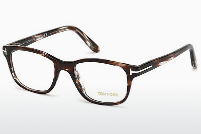 Gafas de diseño Tom Ford FT5196 050 - Marrones, Dark