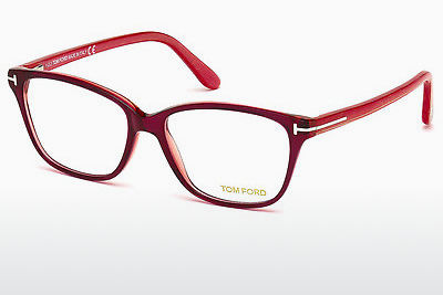 Gafas de diseño Tom Ford FT5293 077 - Rosas, Fuchsia