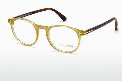 Gafas de diseño Tom Ford FT5294 041 - Amarillas