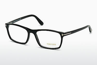 Gafas de diseño Tom Ford FT5295 002 - Negras, Matt