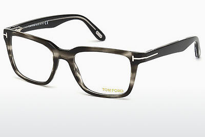 Gafas de diseño Tom Ford FT5304 093 - Verdes, Shiny