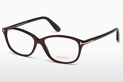 Gafas de diseño Tom Ford FT5316 072 - Oro, Rosa