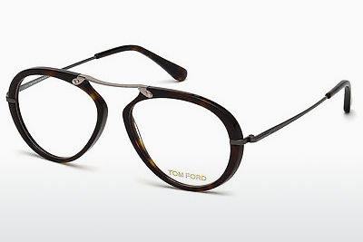 Gafas de diseño Tom Ford FT5346 052 - Marrones, Dark, Havana