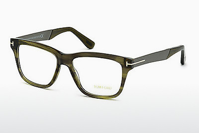 Gafas de diseño Tom Ford FT5372 098 - Verdes, Dark