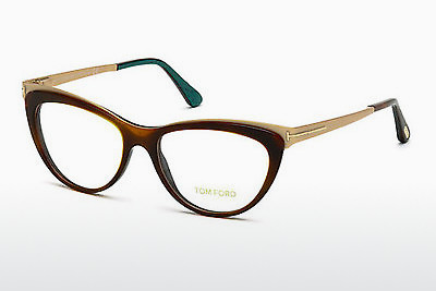 Gafas de diseño Tom Ford FT5373 052 - Marrones, Dark, Havana