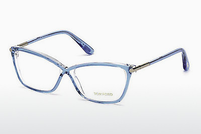 Gafas de diseño Tom Ford FT5375 086 - Azules, Azurblue