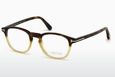 Gafas de diseño Tom Ford FT5389 053 - Havanna, Yellow, Blond, Brown