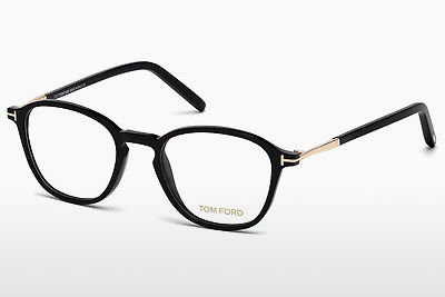 Gafas de diseño Tom Ford FT5397 001 - Negras, Shiny