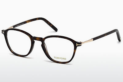 Gafas de diseño Tom Ford FT5397 052 - Marrones, Dark, Havana