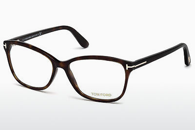 Gafas de diseño Tom Ford FT5404 052 - Marrones, Dark, Havana
