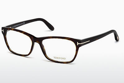 Gafas de diseño Tom Ford FT5405 052 - Marrones, Dark, Havana
