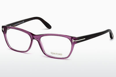 Gafas de diseño Tom Ford FT5405 081 - Púrpuras, Shiny