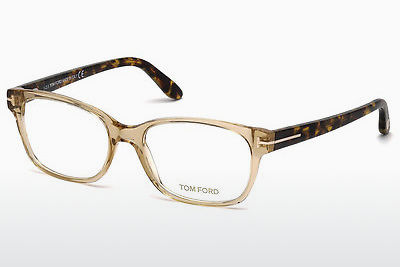 Gafas de diseño Tom Ford FT5406 045 - Marrones, Bright, Shiny