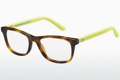 Gafas de diseño Tommy Hilfiger TH 1338 H85 - Marrones, Havanna