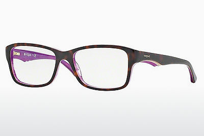Gafas de diseño Vogue VO2883 2019 - Marrones, Havanna
